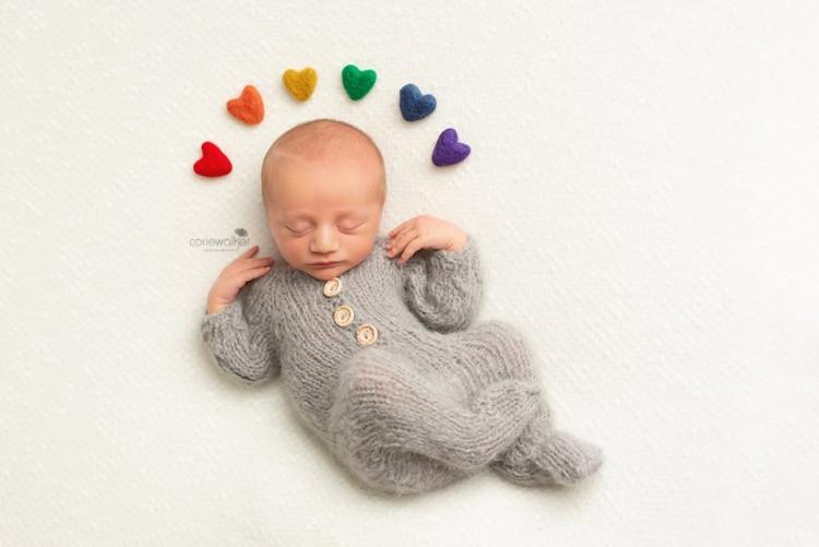 rainbow-newborn-photo