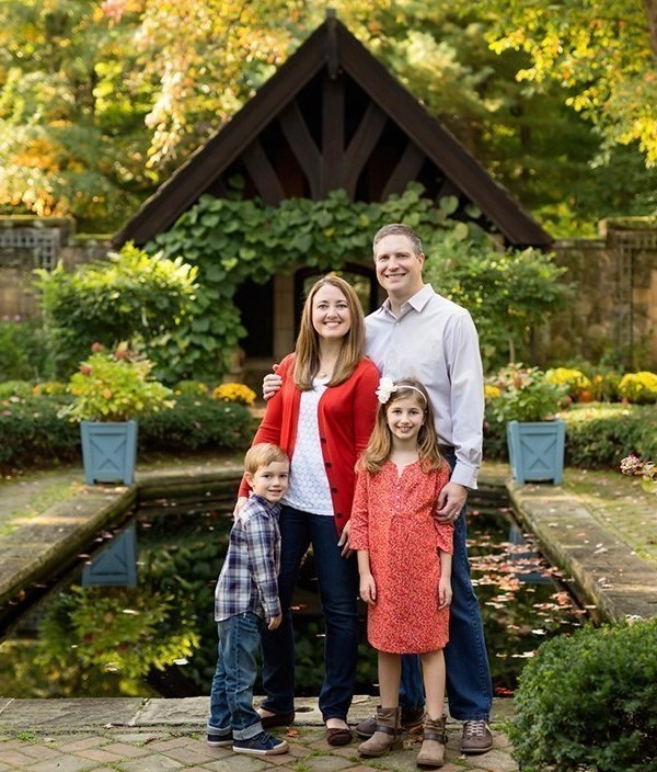Fairy Tale Family Sessions at Stan Hywet | Corie Walker Photography