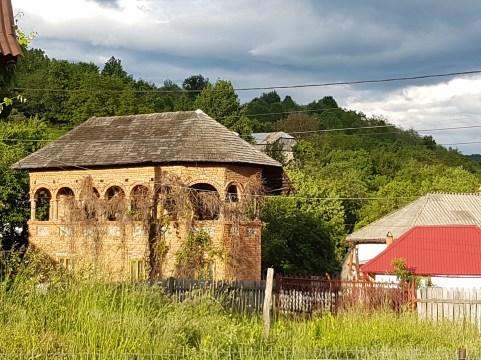 arhitectura specifica din Corbi