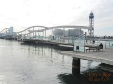 La Rambla - port
