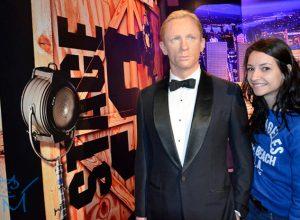 New York: Am poză cu Bond înainte de lansarea Spectre (episodul 2)