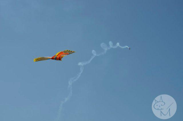 Cu ochii pe cer la Clinceni Air Show