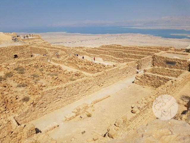 Masada, cetatea unde moartea a fost ridicată la rang de victorie (ep 7)