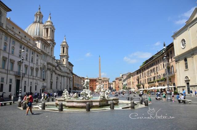 Roma, o vacanță pentru întreaga familie