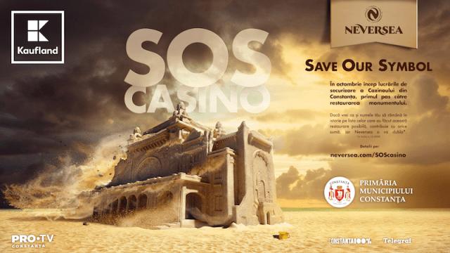 Cazinoul din Constanța poate fi salvat cu ajutorul tău!