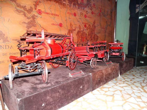 Muzeim prin București: Muzeul Național al Pompierilor din Foișorul de Foc