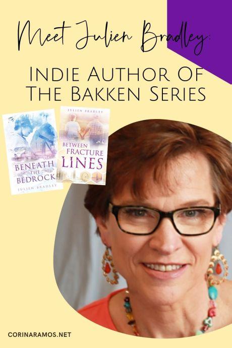 Meet Julien Bradley: Indie Author Of The Bakken Series #indieauthor #interviews #books #writer #julienbradley