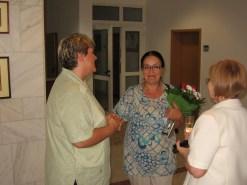 Eveniment editorial la Casa Adam Müller Guttenbrun (Mirela-Ioana Borchin, Livia Brânzan, Corina Victoria Sein)