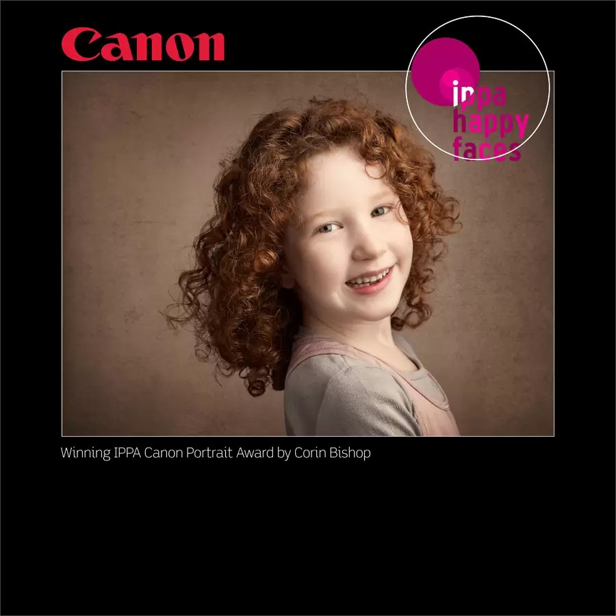 Happy Faces Canon Portrait Winner 2010!!!
