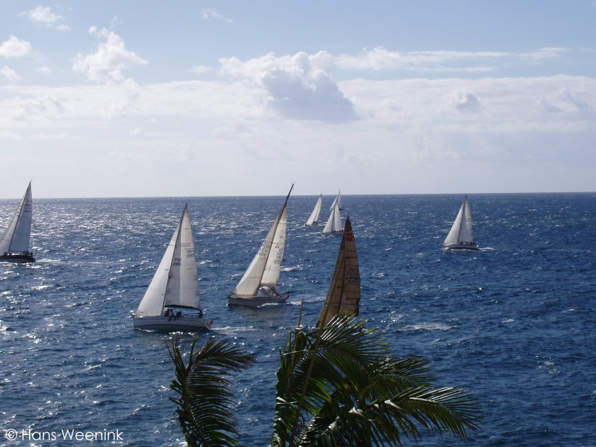 Sailing Atlantic Ocean Madeira 1