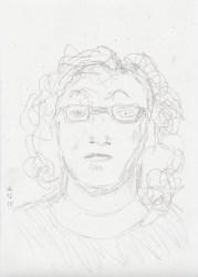 Dec2 Faces#2 Graphite SusanW_crop