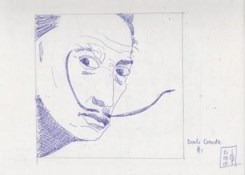 Dali drawing #1 feb21