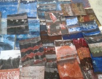 Apr29 set of monoprints view 2