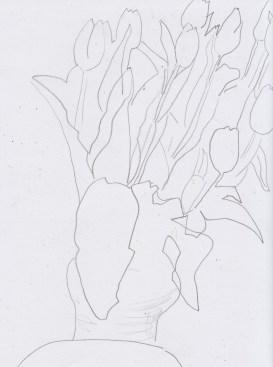 Apr2_contourdrawing_tulips