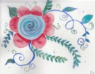 Mar28_flower doodle 2