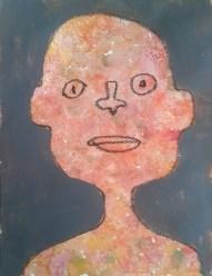 jul27_my Dubuffet painting #KAW16