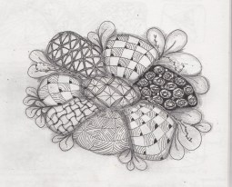Aug16_zentangle inspired flower