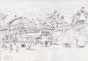 Aug4_Kerou_strandopgang_sketch