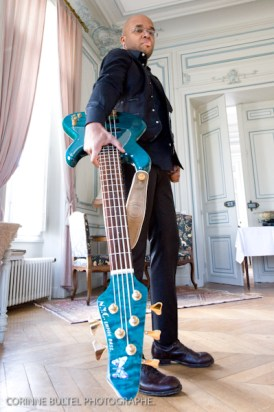 Bassiste de Meels (2010)