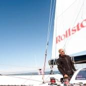 Photographe reportage nautique, skipper route du rhum 2018