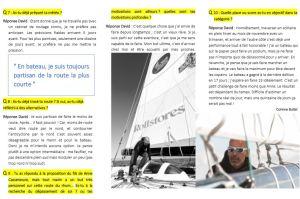 Interview David Ducosson Skipper, Photographe reportage nautique, skipper route du rhum 2018