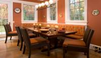 Kitchens and Baths | Banquette Built-In  Corinne Gail ...