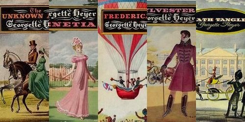 Georgette Heyer: A birthday tribute