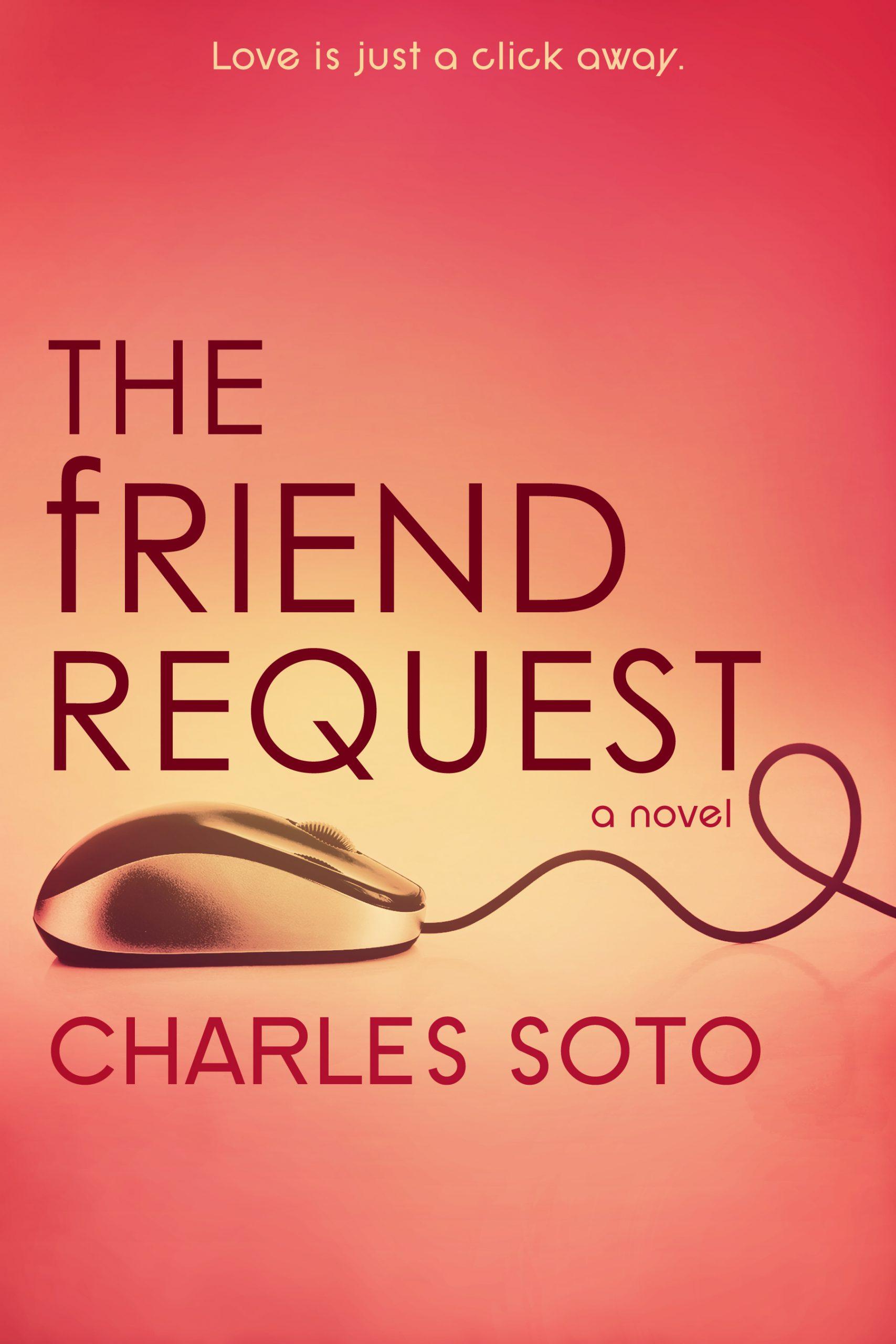The Friend Request #booktour