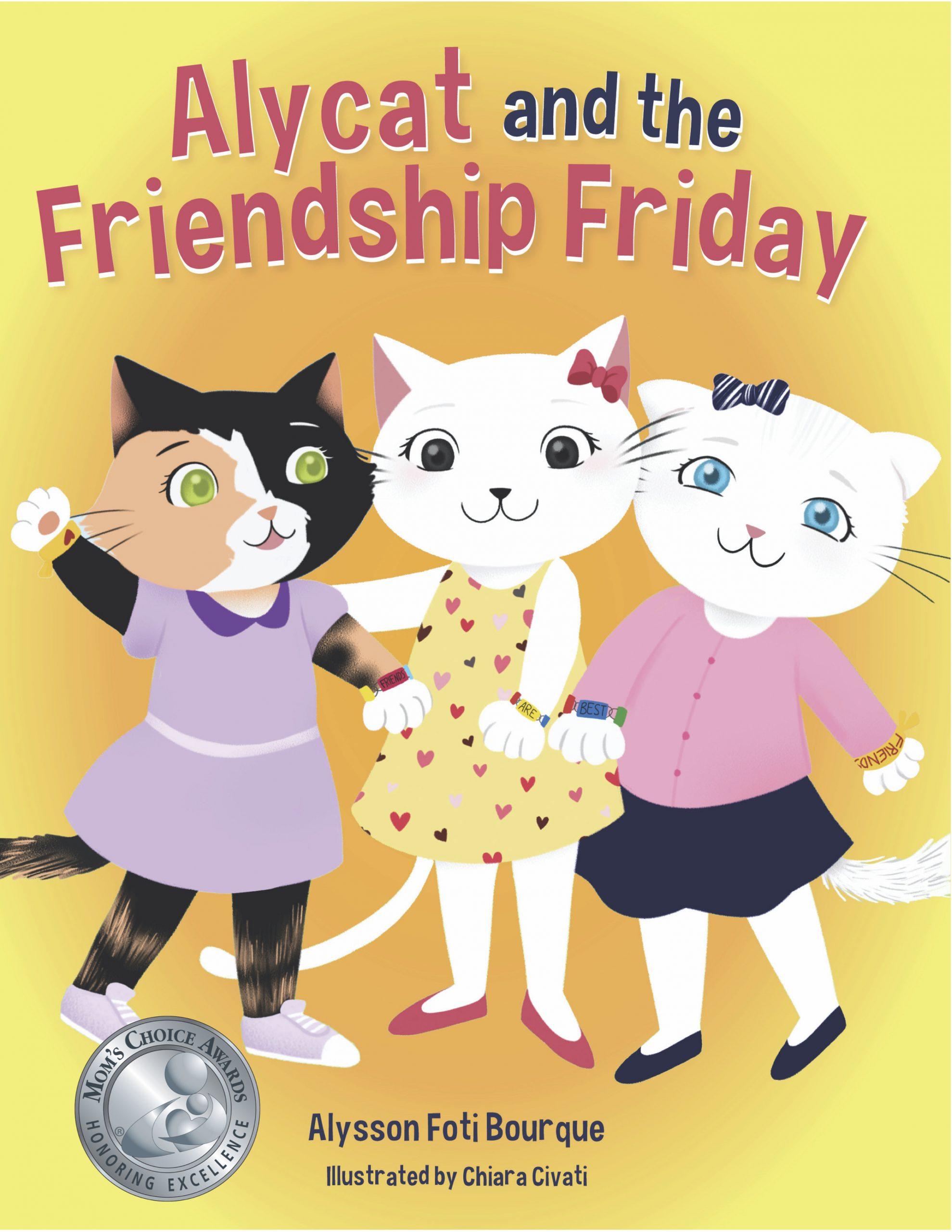 Alycat and The Friendship Friday