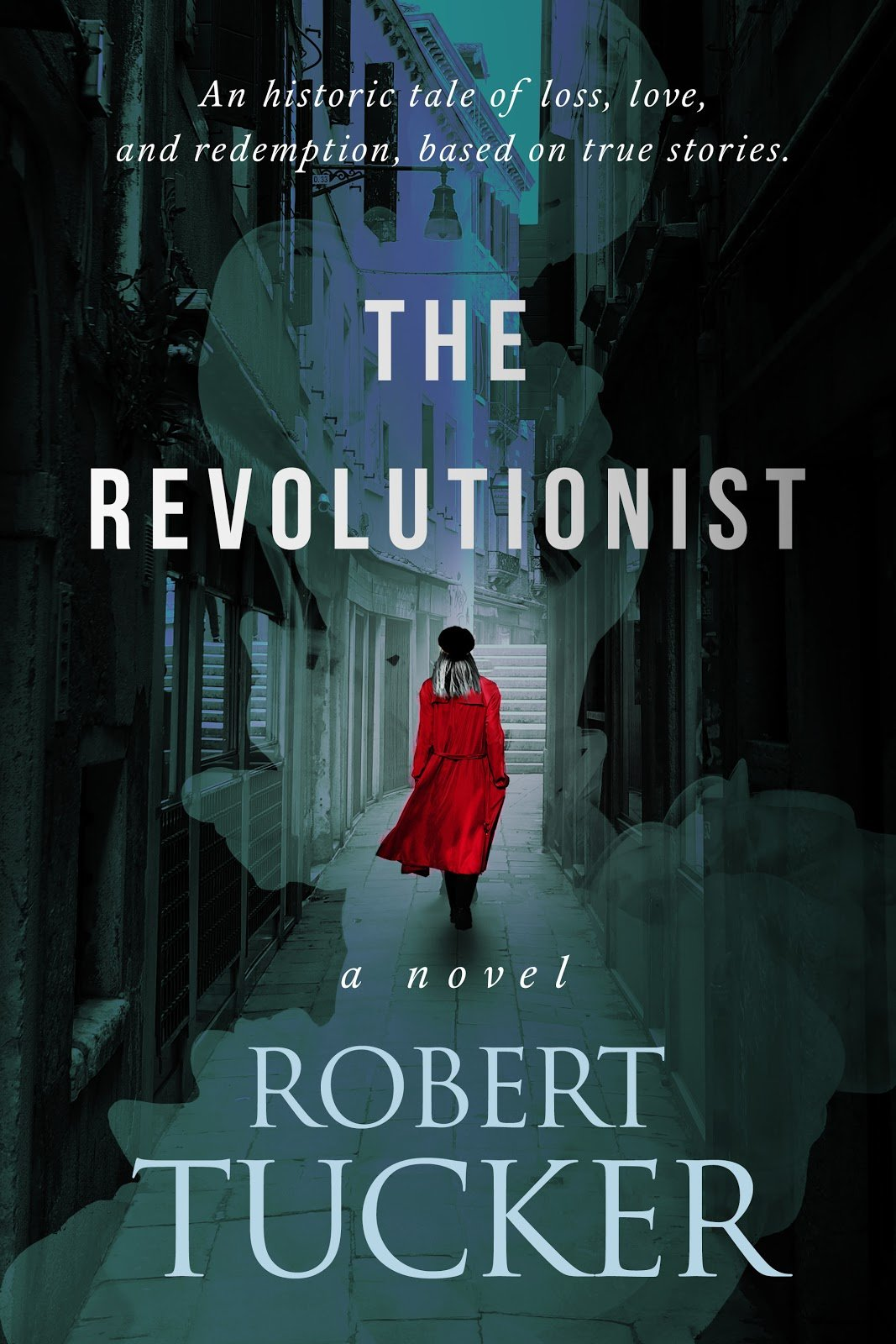 The Revolutionist and Burton Blake #bookspotlight