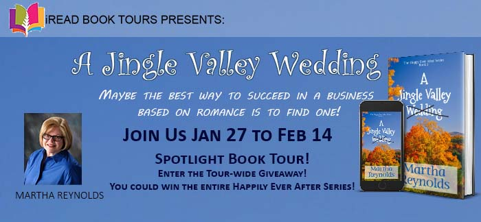 a jingle valley wedding Happily Ever After Tour Banner