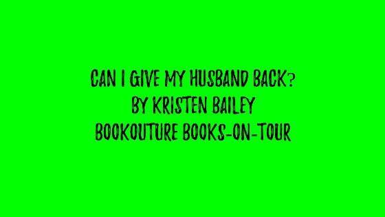 can i give my husband back
