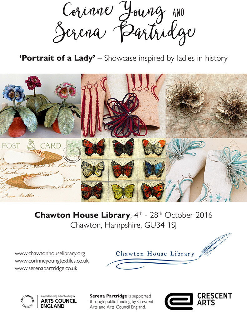 Poster - 'Portrait of a Lady'. Chawton House