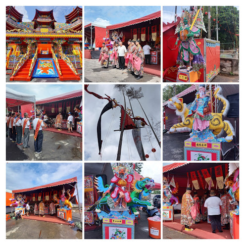 Taoist Priest Invitation Ceremony Keelung Mid-Summer Ghost Festival 2020 2021 Ghost Month