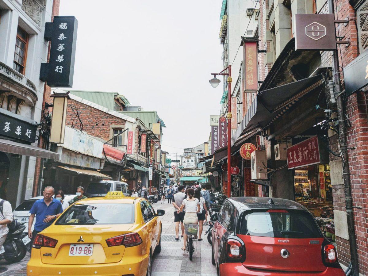 Dihua Street, Dadaocheng
