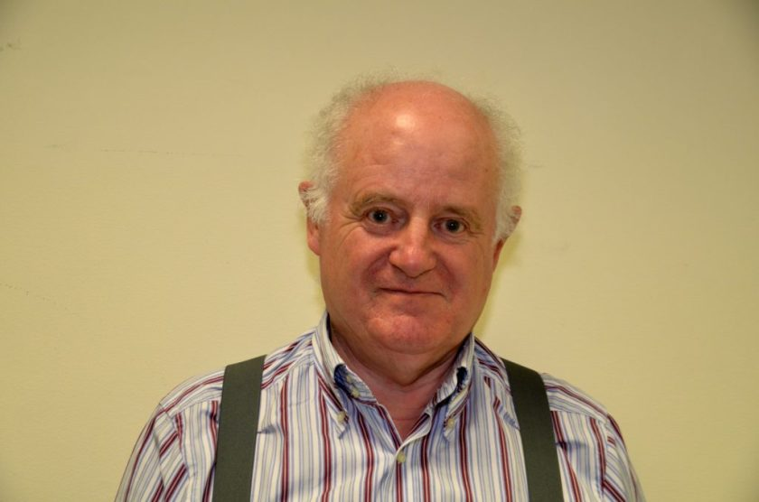 Peter Household, Chairperson Cork Astronomy Club