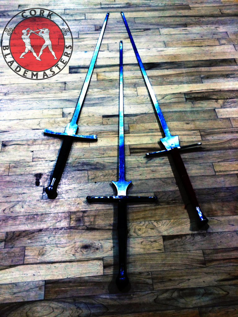 Longsword Training – Mon 18/04/2016