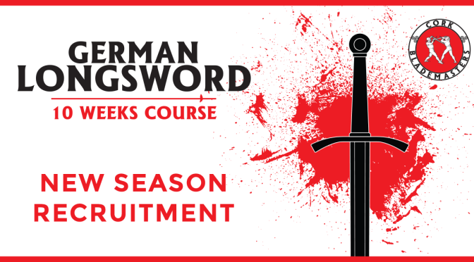 New Season Recruitment: German Longsword Course
