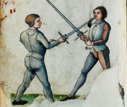 German Longsword Course 4/10 – Sun 25/10/2015
