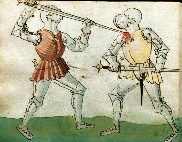 German Longsword Course 8/10 – Sun 29/11/2015