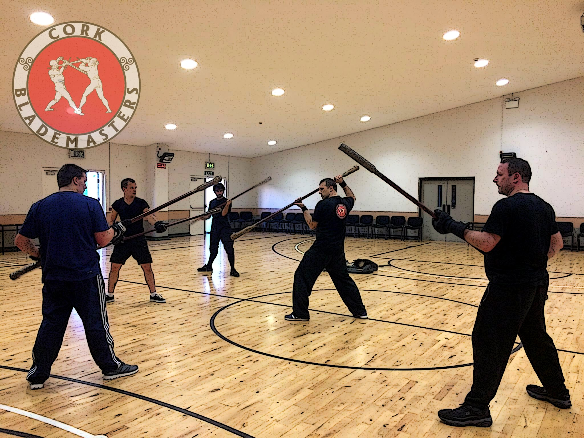 Polearms Training – Sun 08/05/2016