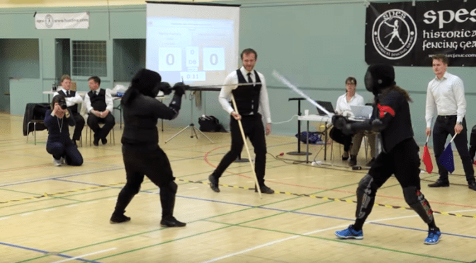 Copenhagen Longsword Open 2016 – Tournament Videos