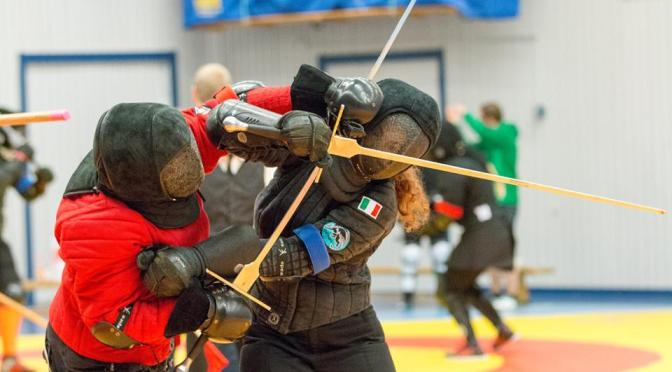 Swordfish 2016 Longsword Tournament Videos