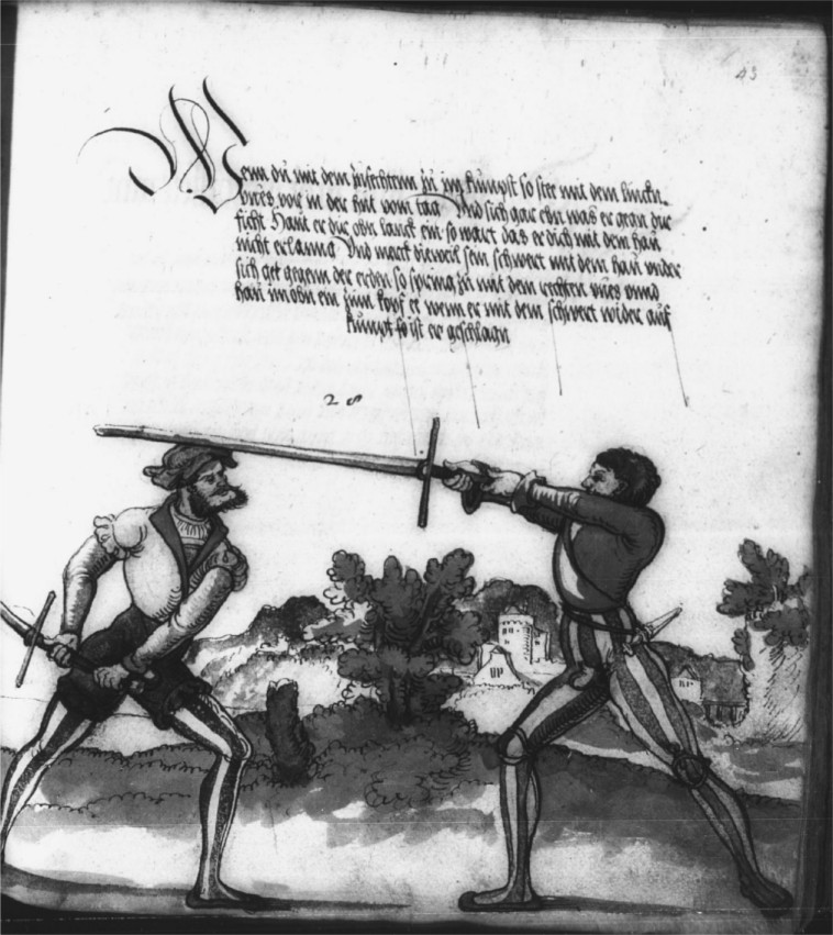 Read more about the article German Longsword Course 5/10 – Sun 06/11/2016