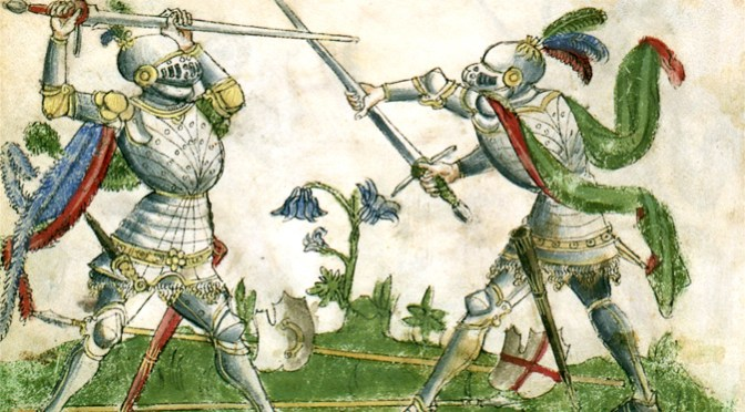 German Longsword Course 9/10 – Mon 21/08/2017