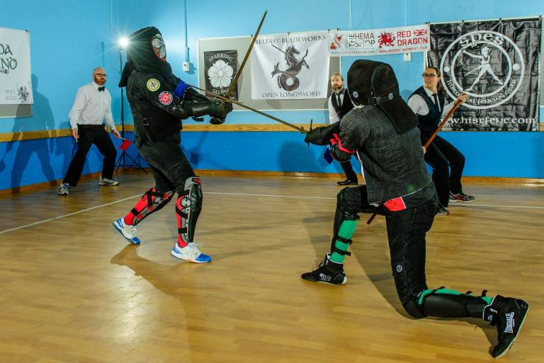 Irish Historical Fencing League (IHFL) 2016