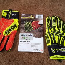 Rig Lizard Safety Gloves