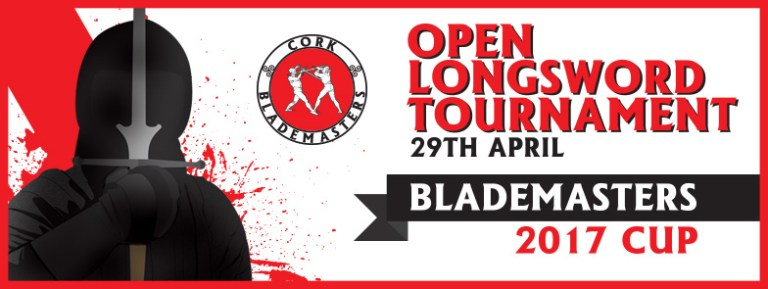 Blademasters Cup 2017 – Registration is Open!