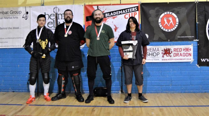 Congratulations to the winners of Blademasters Cup 2017!