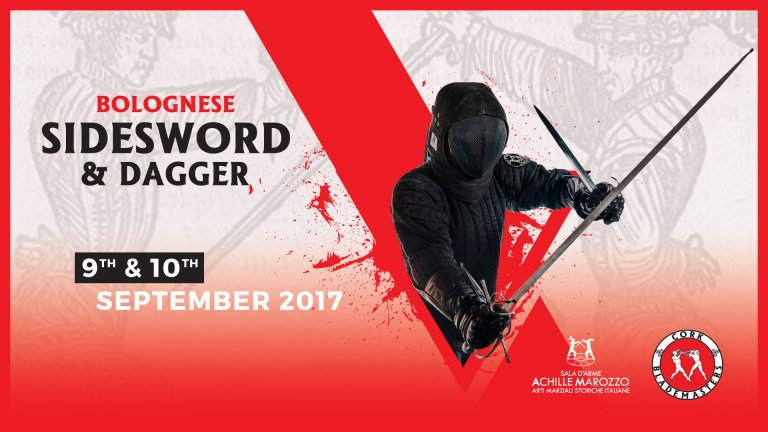 Sidesword & Dagger Seminar next weekend!